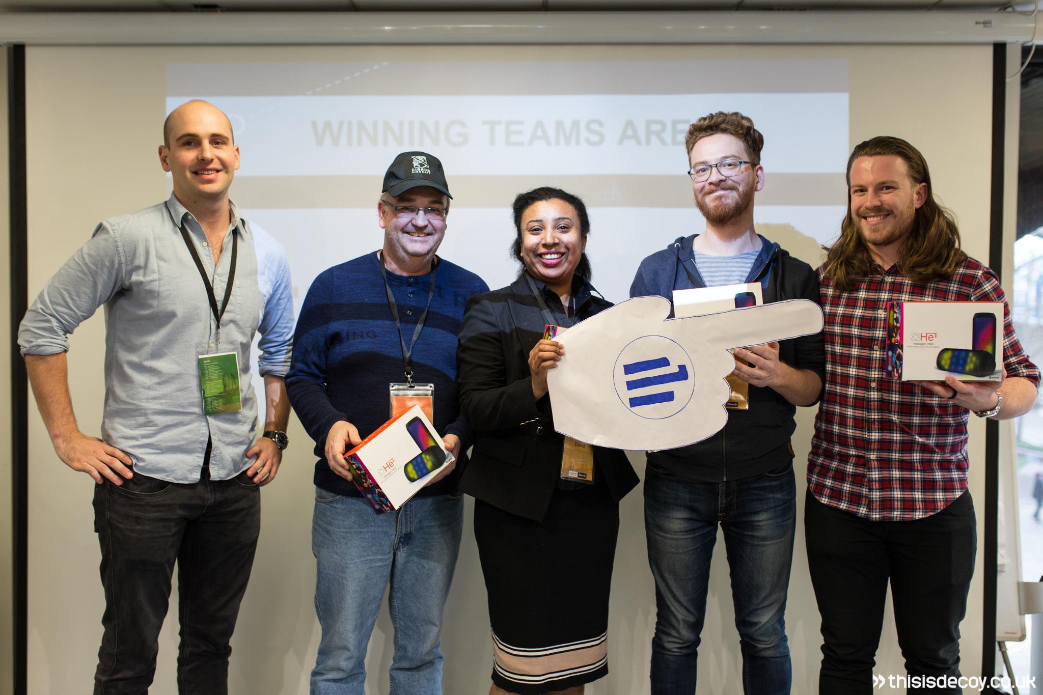 hack winners