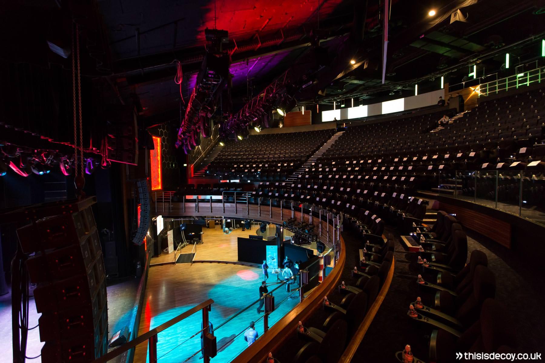 large venue