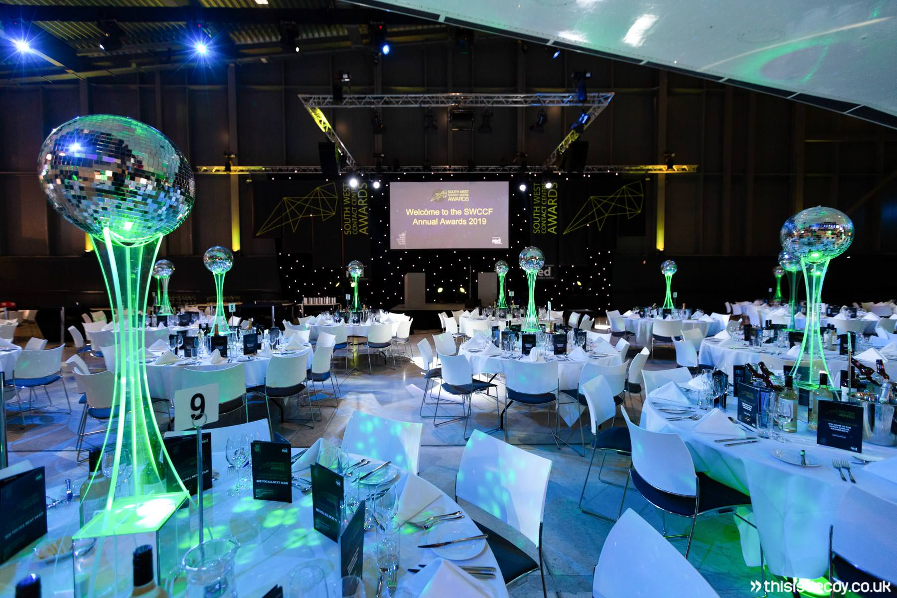 company awards north west