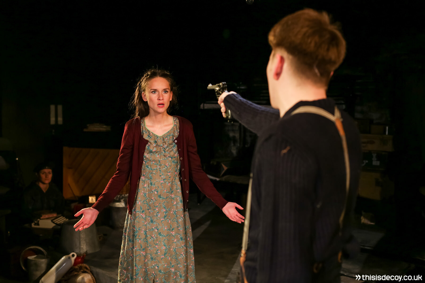 theatre dress rehearsal