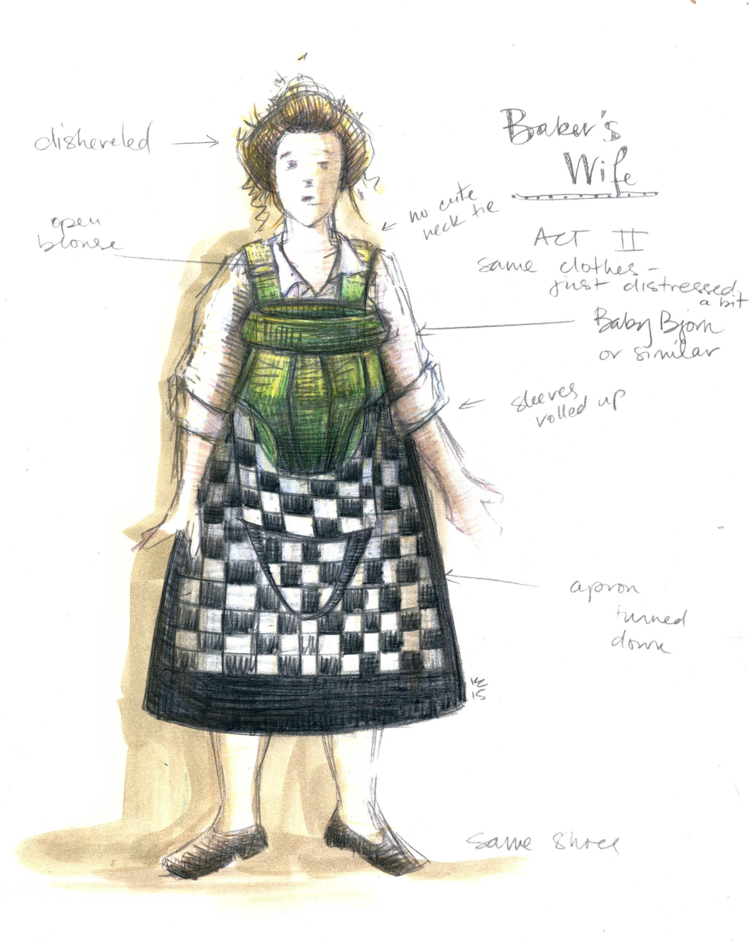 The Baker's Wife: ACT II