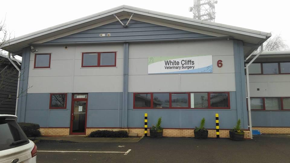 White Cliff vets - Dover