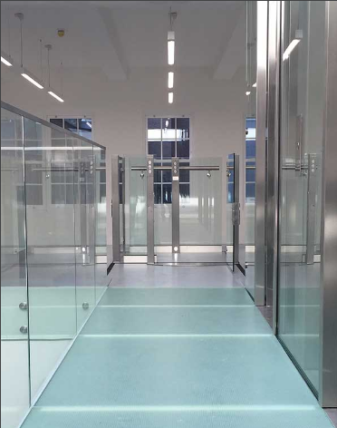 Lyfthaus lift installed by KEP Lifts