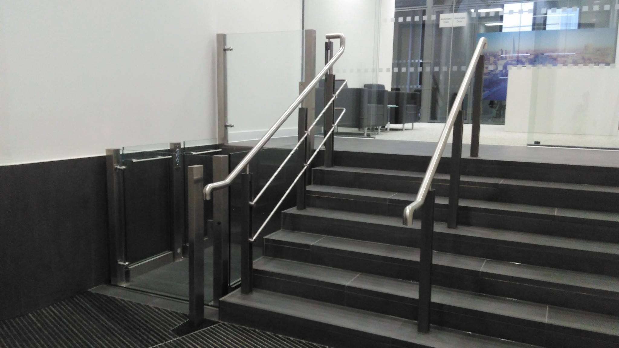 Mylyft open platform lift