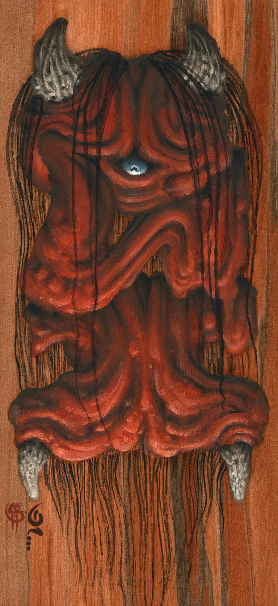 Yokai Abstraction - 2014