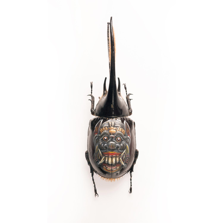 Bali Mask - 2014