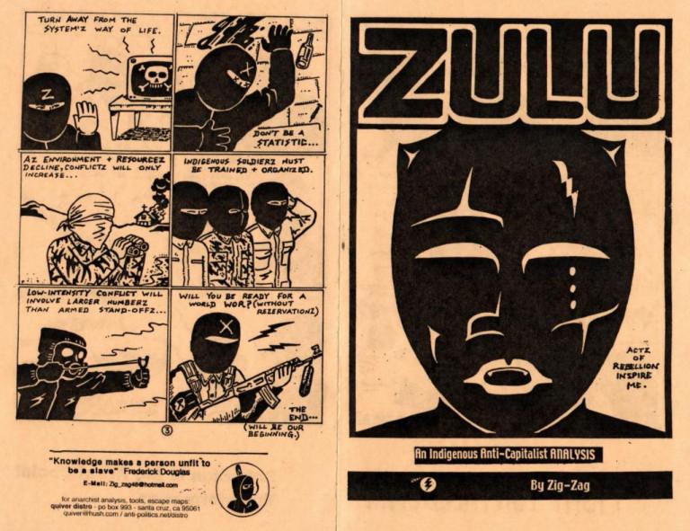 Zulu zine