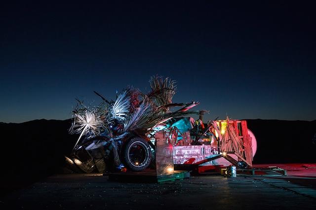 Nicolas Shake, Humdrum Catastrophes (2015). Image courtesy of The Creator's Project.