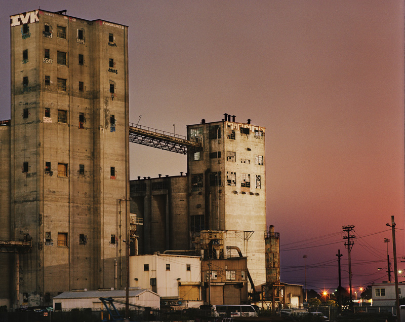 Factory in the Dusk  (2013)