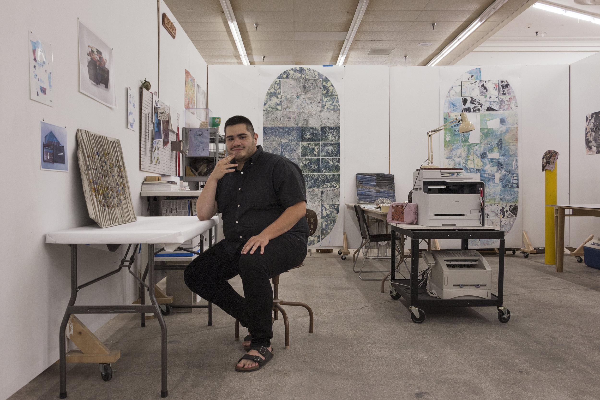 interview: Andrew Ordonez — fields