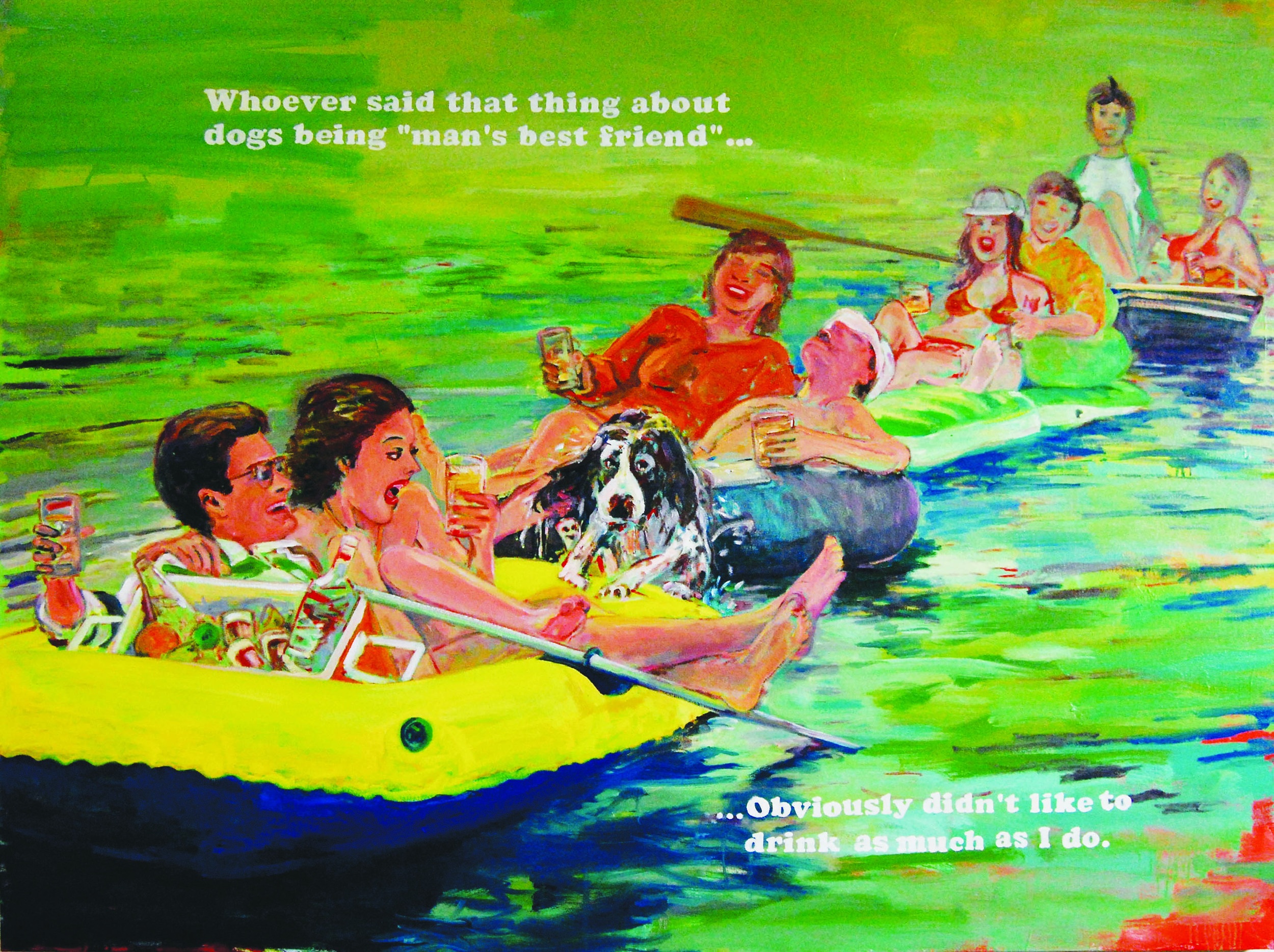 Boating Party (2012)