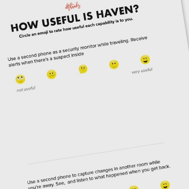 Capabilities (paper rating) -