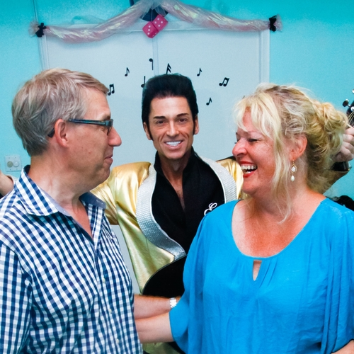 Las Vegas Elvis Marriage vow renewal