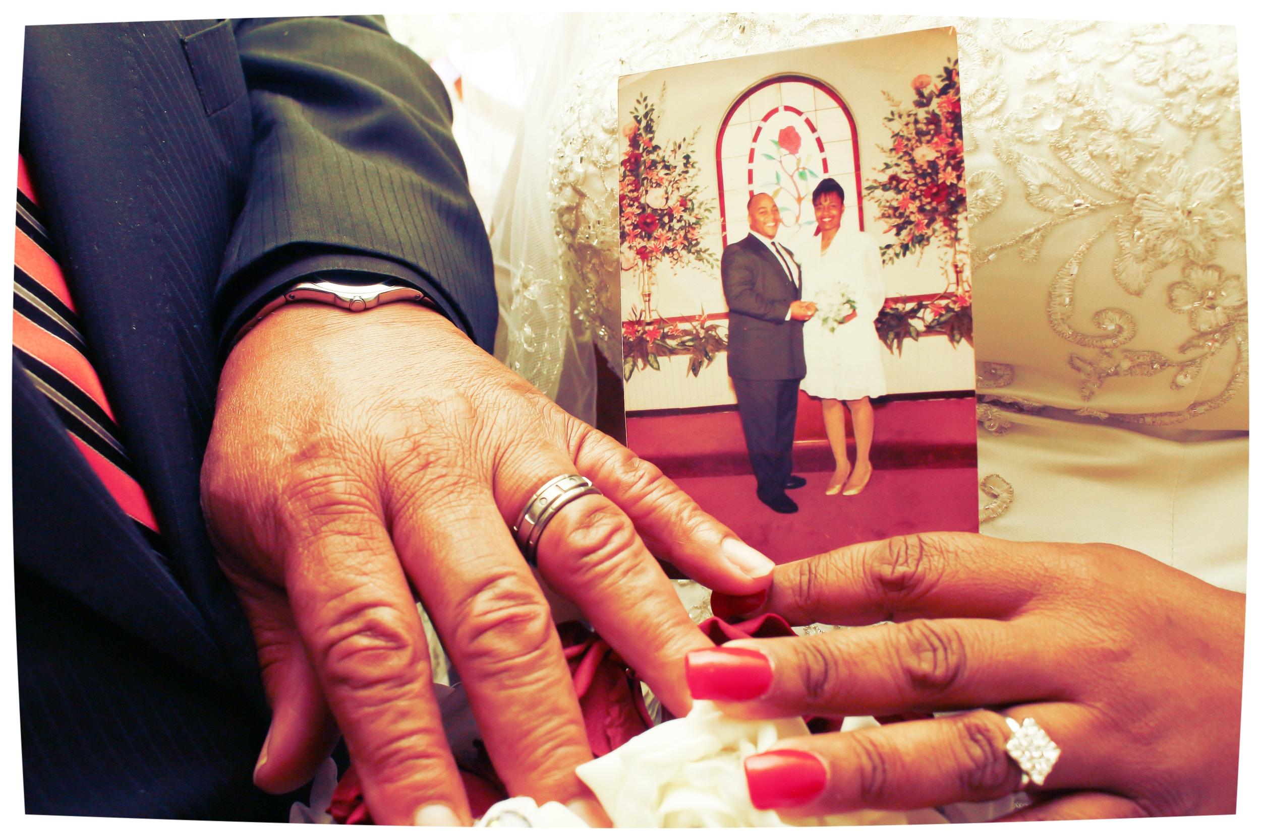 wedding anniversary vows