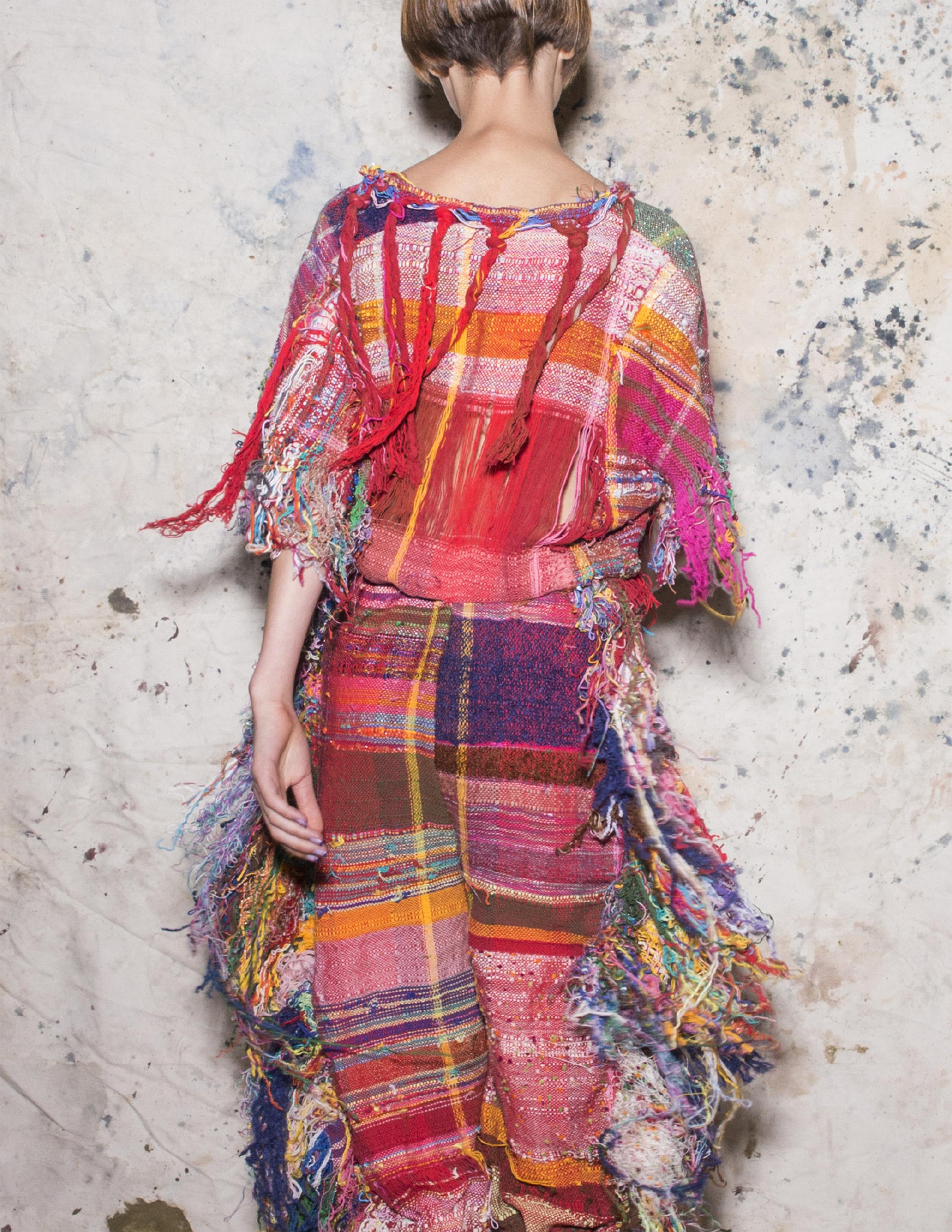 Designer - Taylor McMahon/Weaver- Kazuko Ito