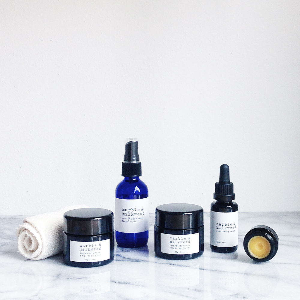 Marble & Milkweed - cleanse - tone - moisturize copy.jpg