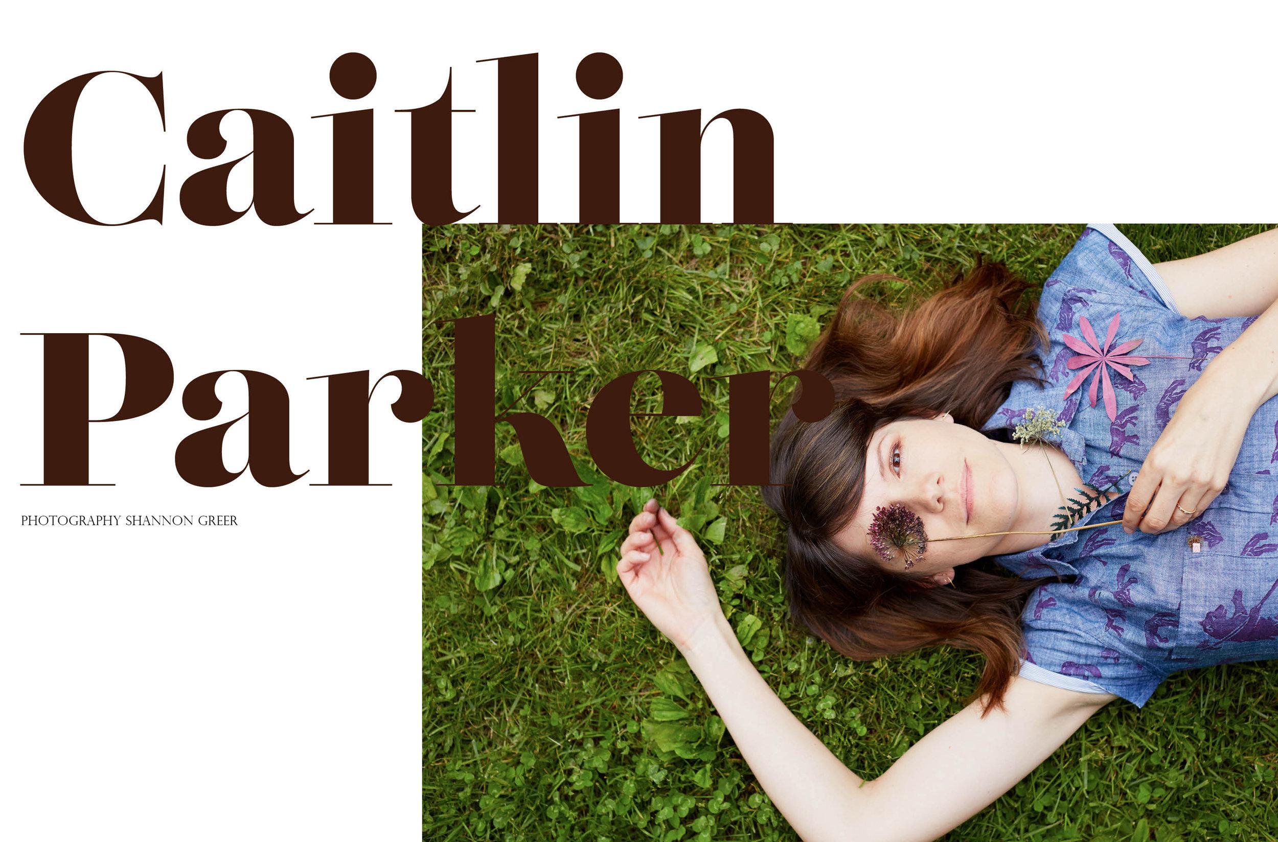 CAITLIN PARKER