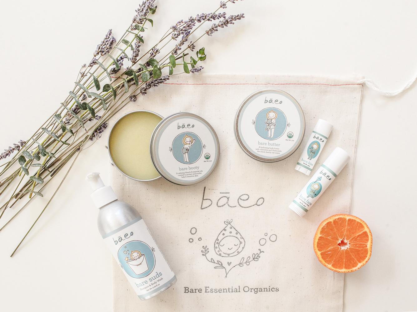 Baeo Bare Essential Organics