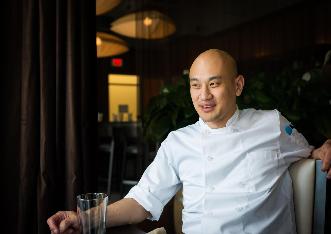 Chef Tim Ma (Photo by Under a Bushel)