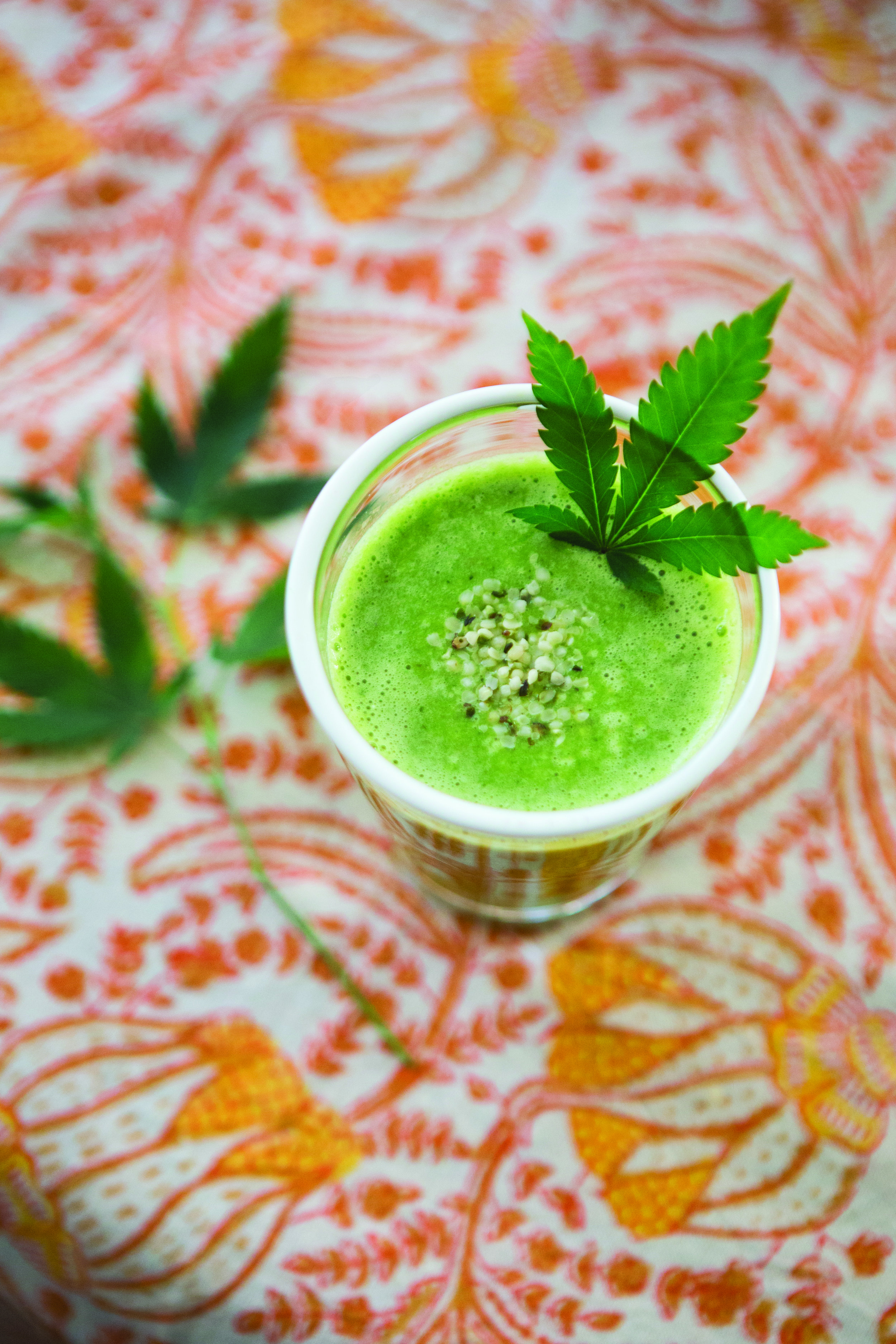 Green smoothie (Photo by Hannah Hudson Photograph)