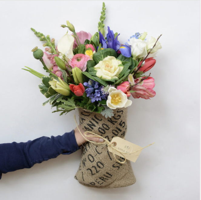 Little Acre Flowers is DC's only 100% locally-sourcing florist