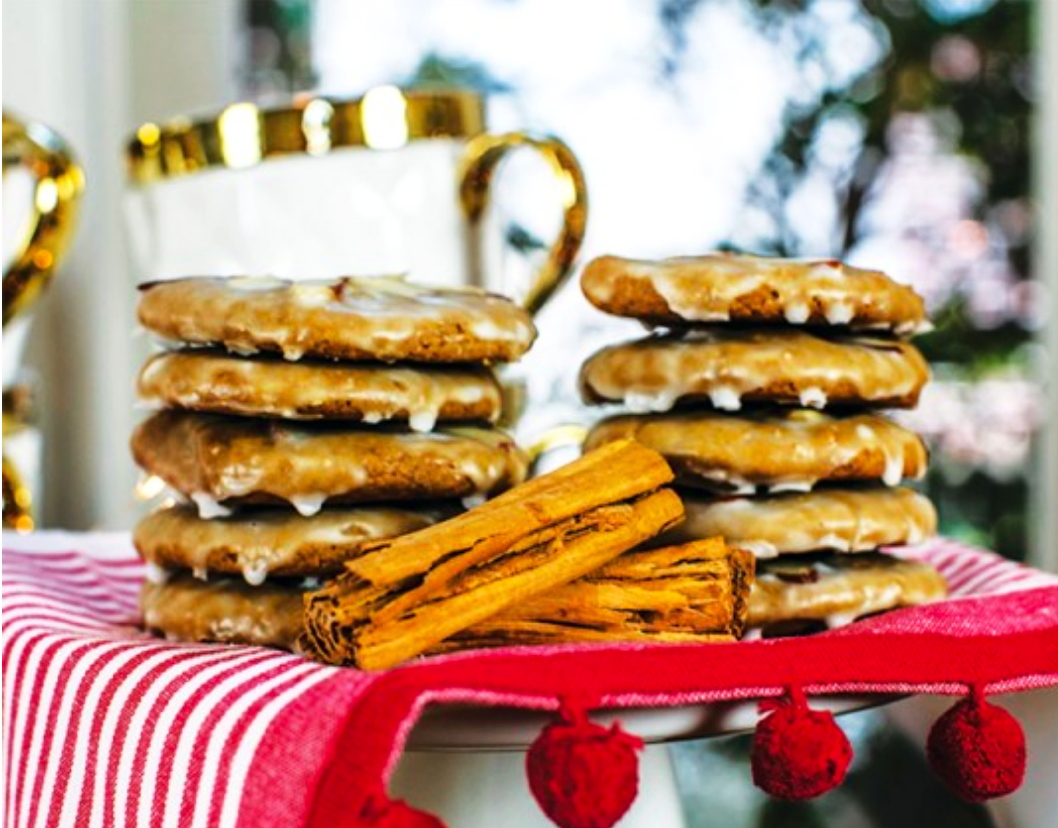 A German tradition, these homey and humble cakes are almost like large, soft cookies and redolent of warm spices.