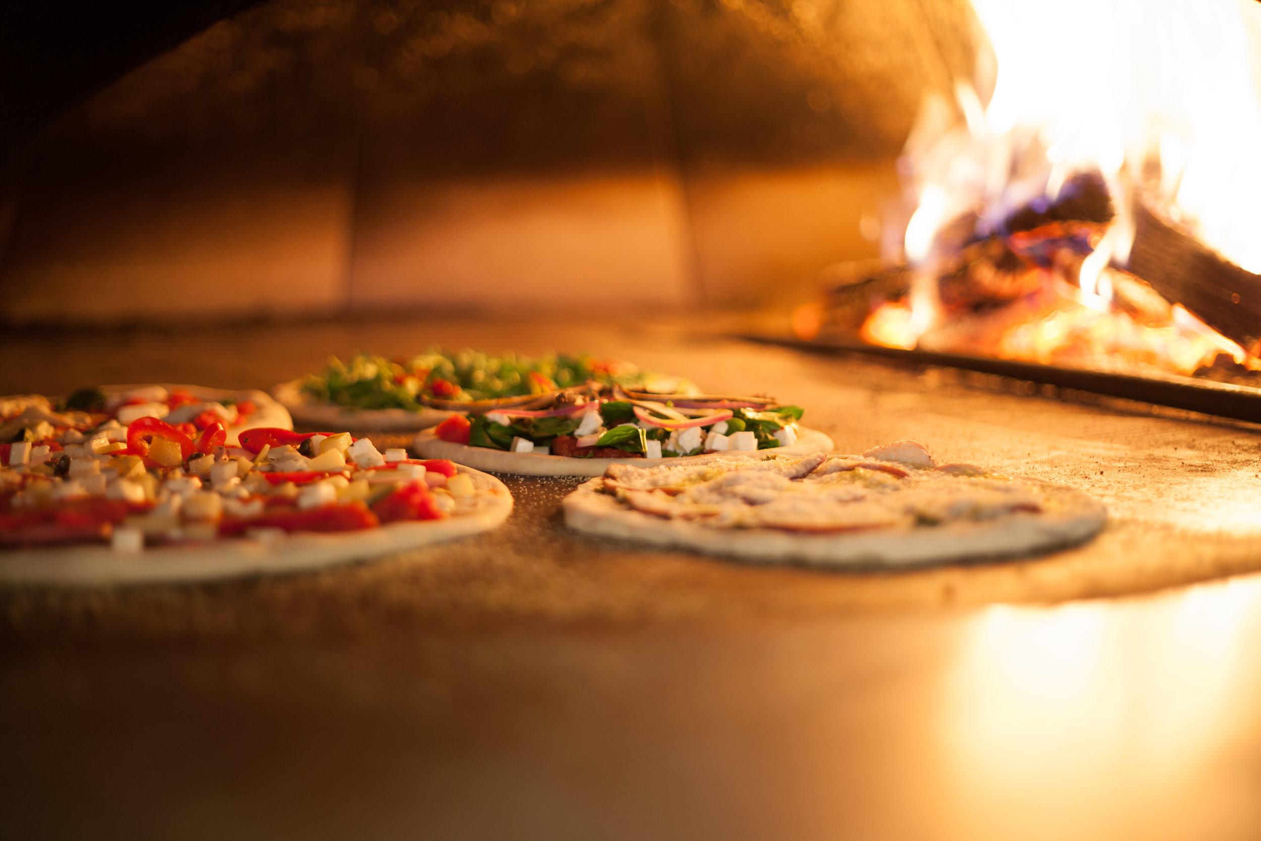 Pizzeria Paradiso oven (Photo by Juliana Molina)