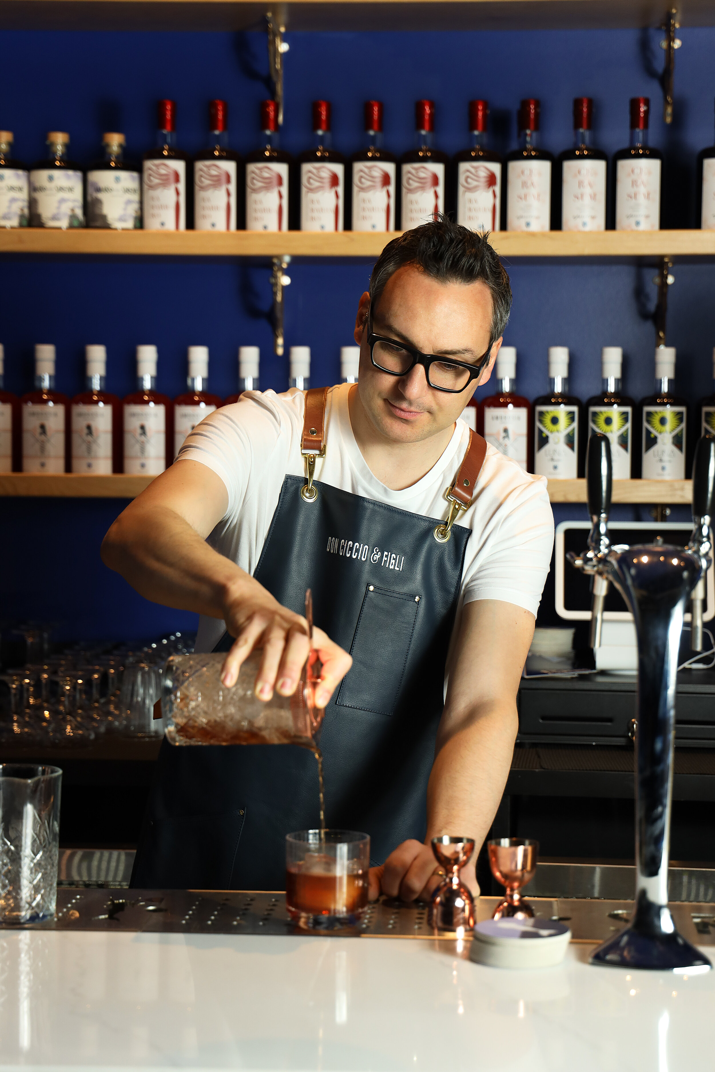 For a taste of Italian tradition, visit Francesco Amodeo and his Bar Sirenis, the home of Don Ciccio & Figli this weekend. Open from 1 - 8 p, the tasting room and distillery is located in Ivy City at 1907 Fairview Ave NE.