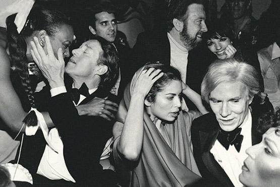 """101 was the envy of Andy Warhol who often remarked, """"This is the way I wish my house looked.""""    """"It looked so rich at Halston's, so many orchids, so cool…""""- Andy Warhol"""