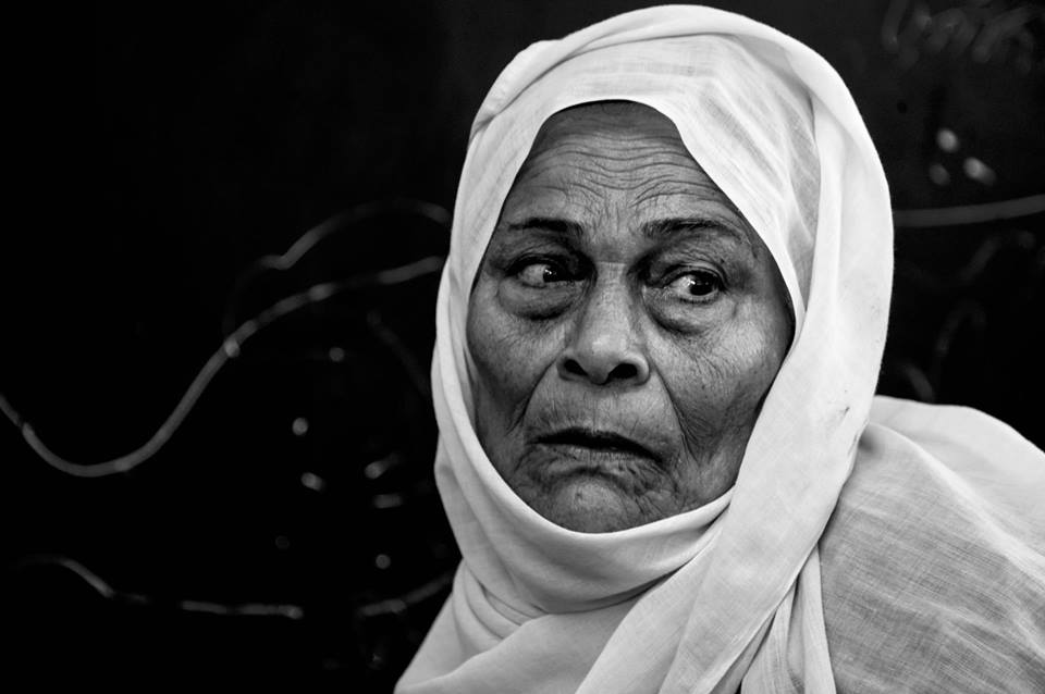 """""""I have seen too much war and suffering in my life. The last conflict was the worst of them all. I hope that one day, I will have a home again."""" - Mohia al-Goula, January 2015 in Gaza."""