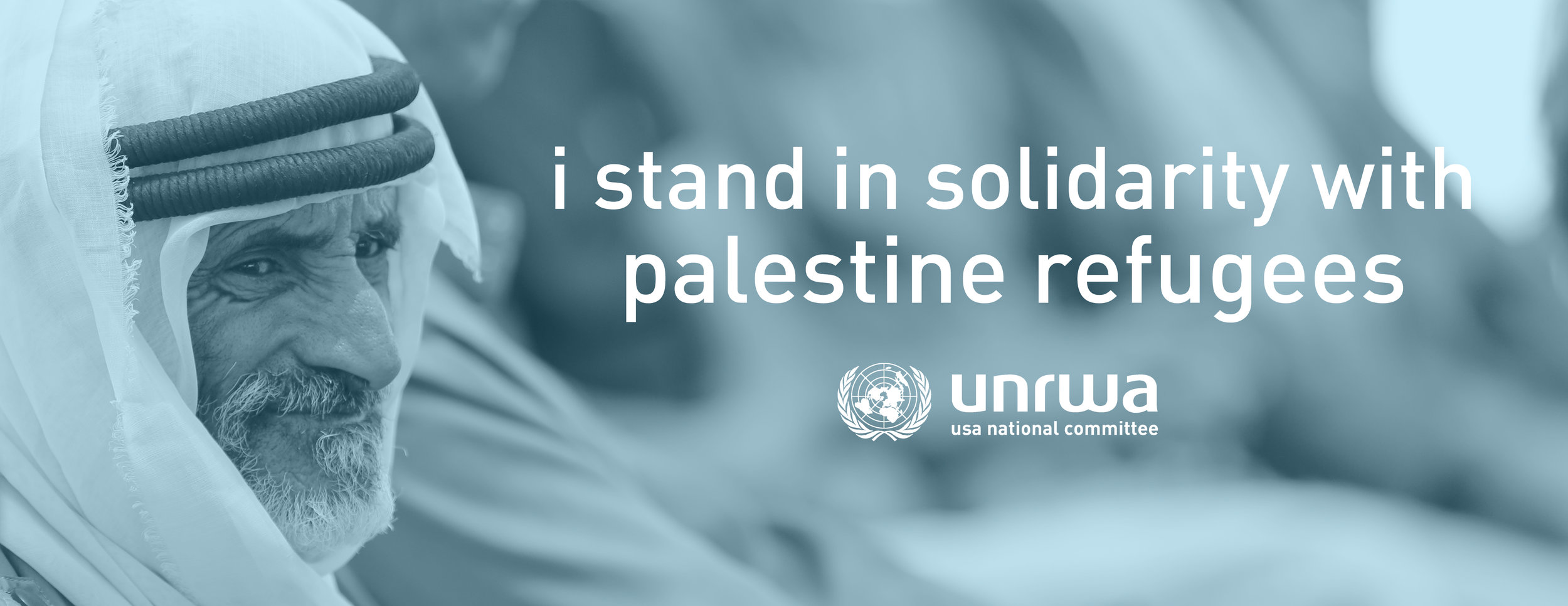Join the movement. Show Palestine refugees that you care. unrwausa.org
