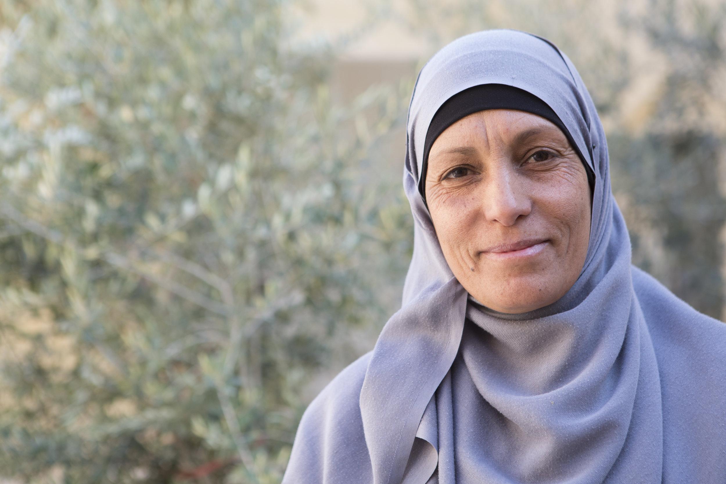 Jameleh, the star of my story