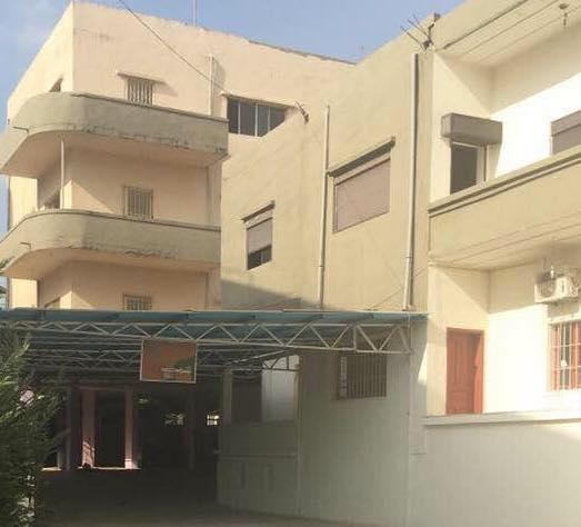 Ghassan's UNRWA school: Carmel School Al Hadath, Lebanon