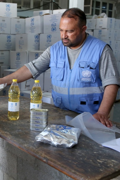 why food assistance is needed in gaza - UNRWA, the United Nations Relief and Works Agency for Palestine Refugees in the Near East, is currently addressing the needs of more than 80% of the blockaded Gaza Strip's two million person population. With the US' abrupt defunding of the Agency in August 2018, UNRWA had to reduce services for refugees in Gaza, including the mental health and cash-for-work programs. Food assistance for refugees is the next program at risk.Through this Ramadan campaign, UNRWA USA aims to educate Americans on the deteriorating humanitarian situation in Gaza, the impact on Palestine refugees, and raise urgent funds from US supporters to provide food assistance for the more than one million refugees who rely on the international community to provide it.For every $150 donated this Ramadan, UNRWA can provide a quarterly food basket to a Palestine refugee family of six living in the Gaza Strip.