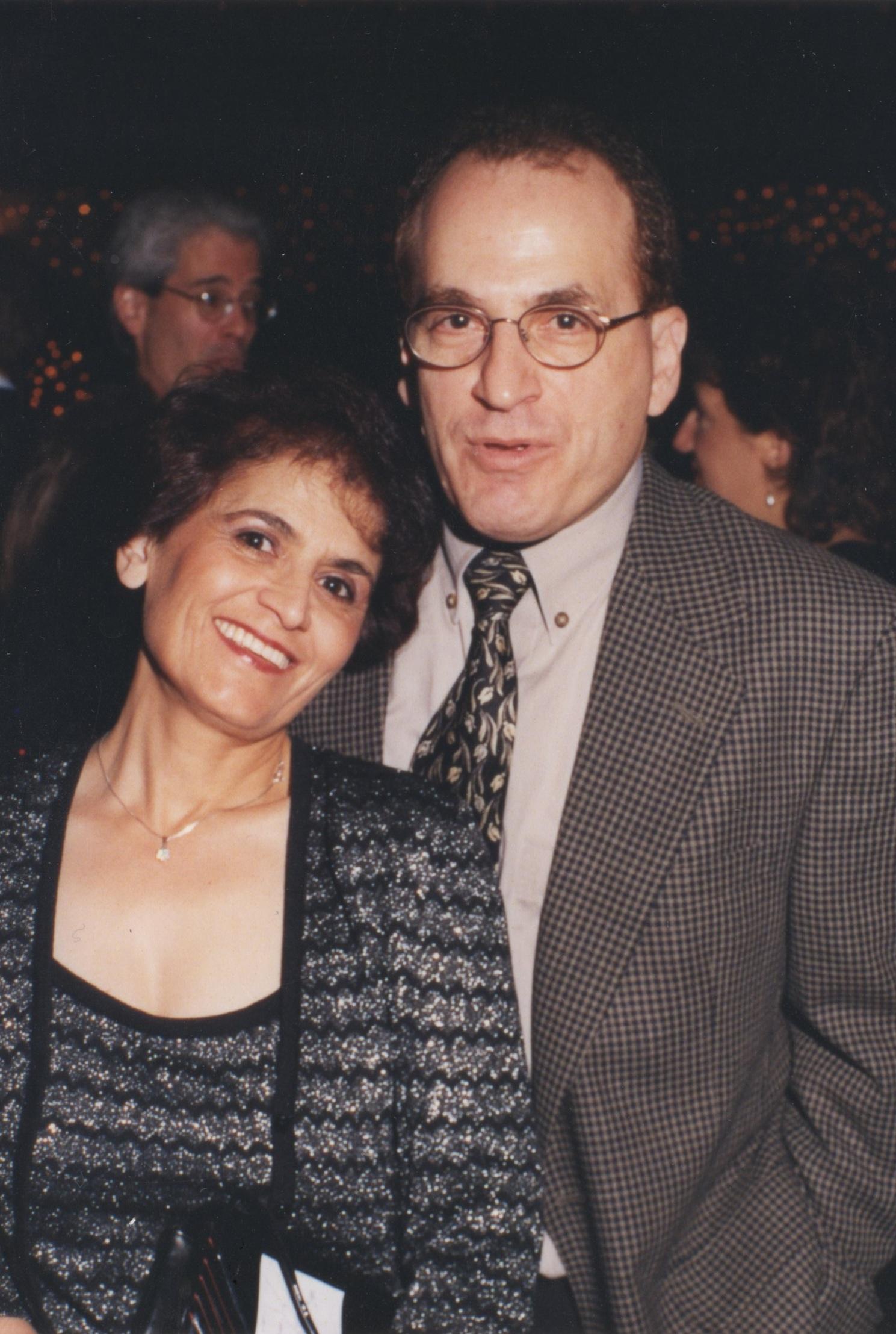 Nada and Nazih, 1998