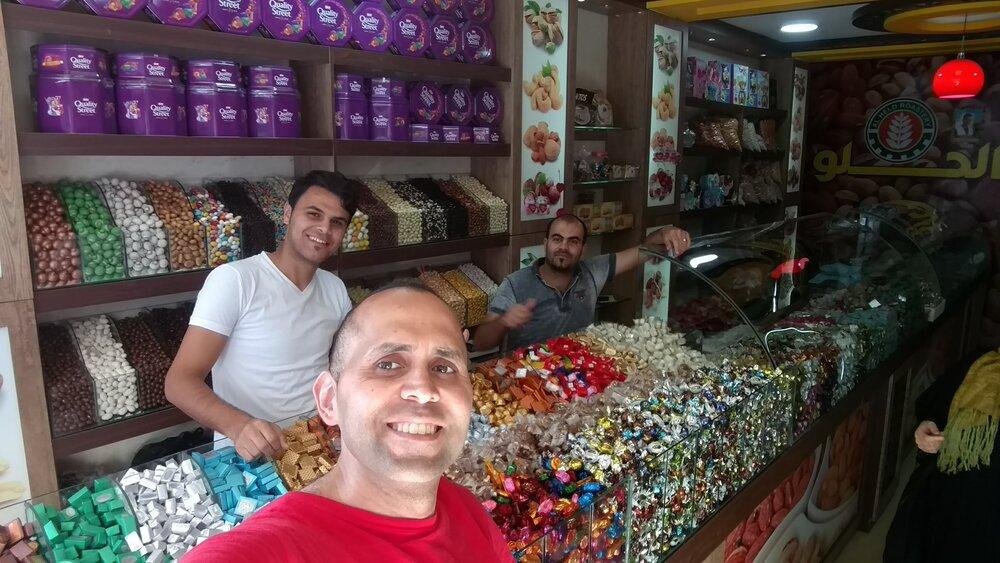 Image: Candy shop