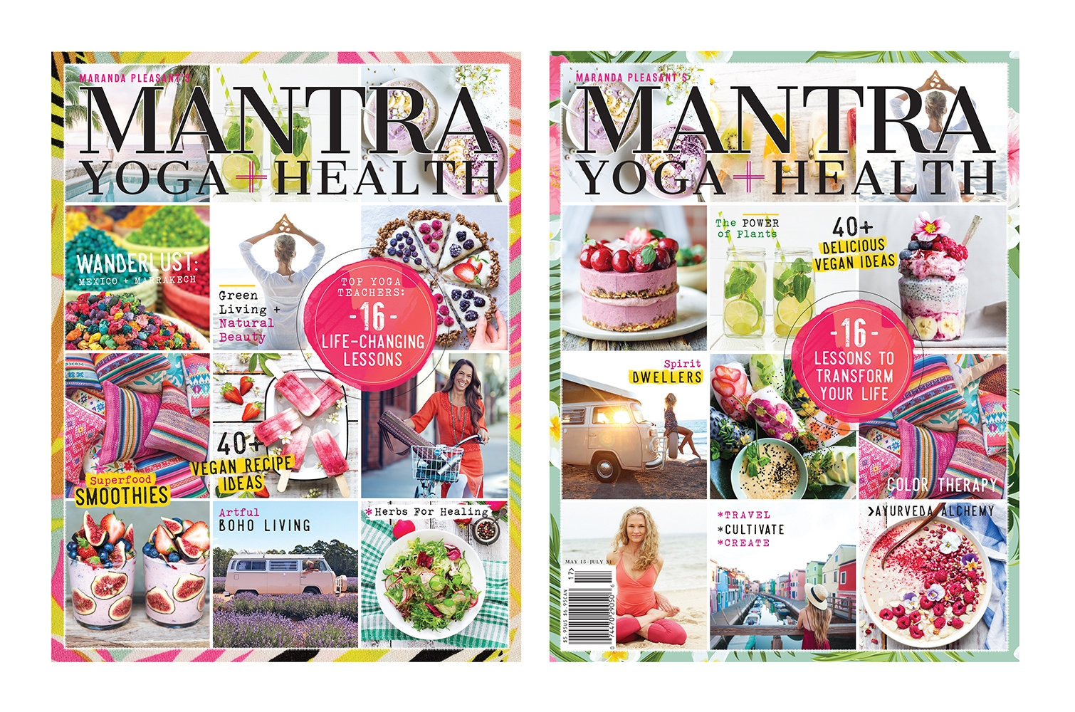See my feature in Mantra Magazine - I am honored to be a part of Mantra Yoga + Health Magazine issue 17. Click here to check out my interview entitled