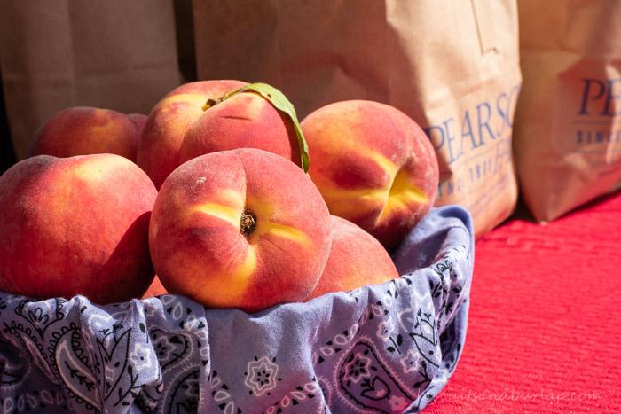 Those famous Pearson peaches