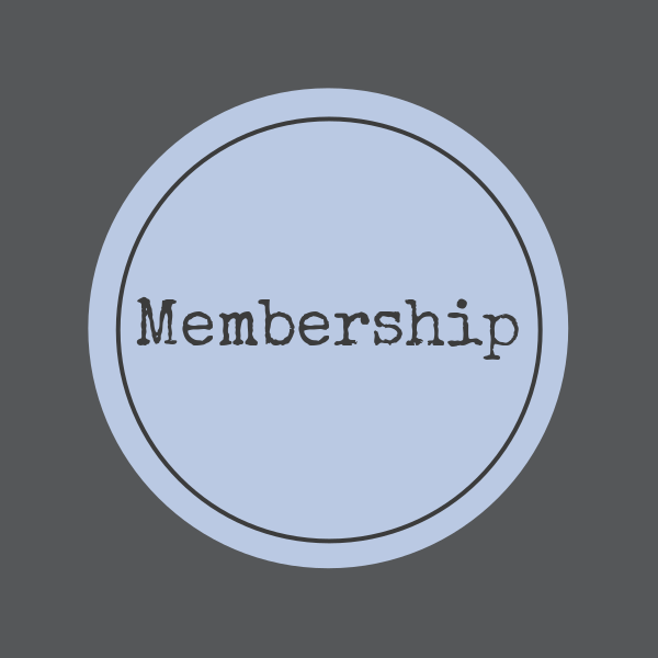 You can also become a member by filling out the paper form and mailing your selection to us. -
