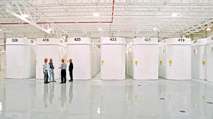 Image courtesy Nuclear Waste Management Organization