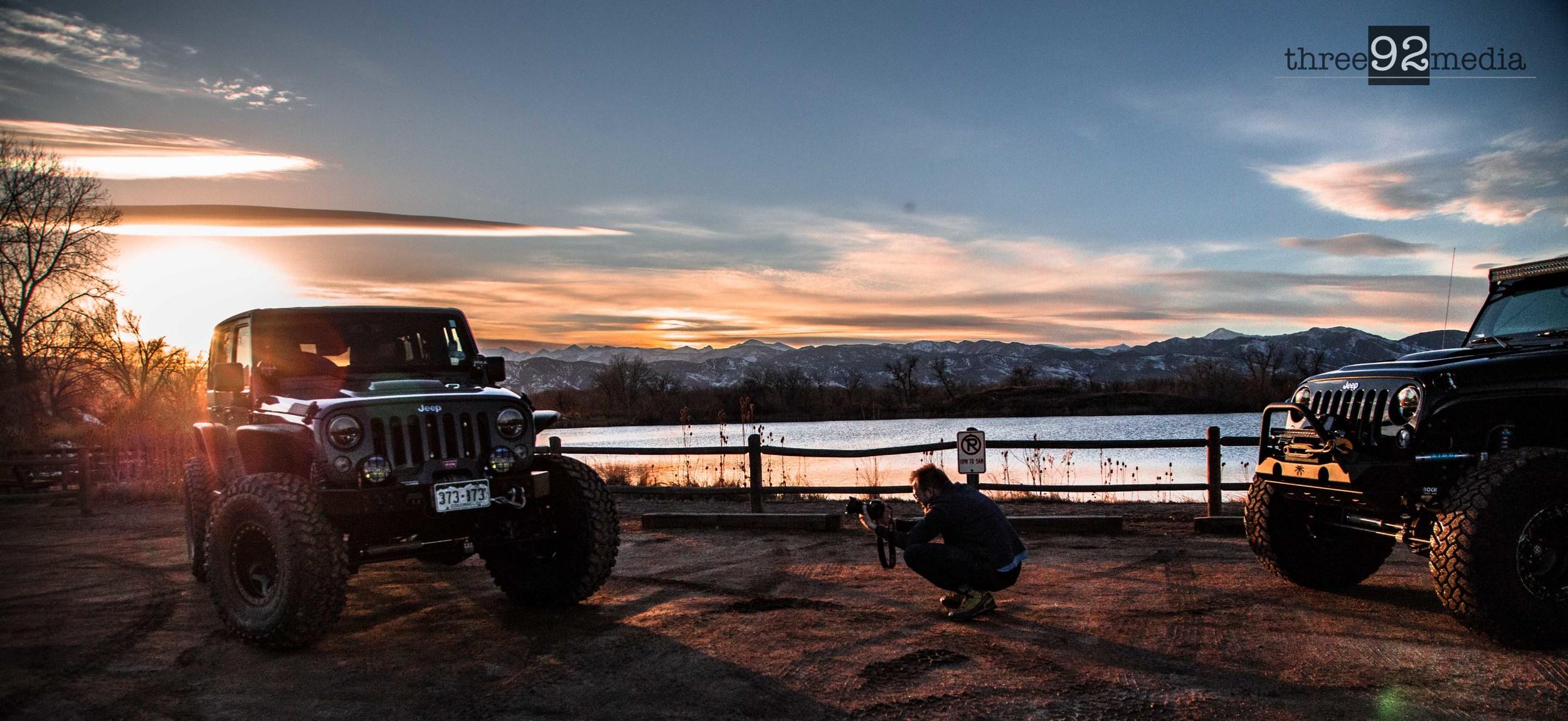 Another Sunset Photoshoot