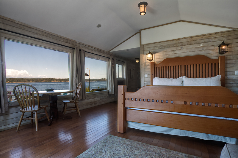 BEACH HOUSE - Oceanfront Studio  Our premiere oceanfront cabin, merely steps away from the beach. From $279-$365