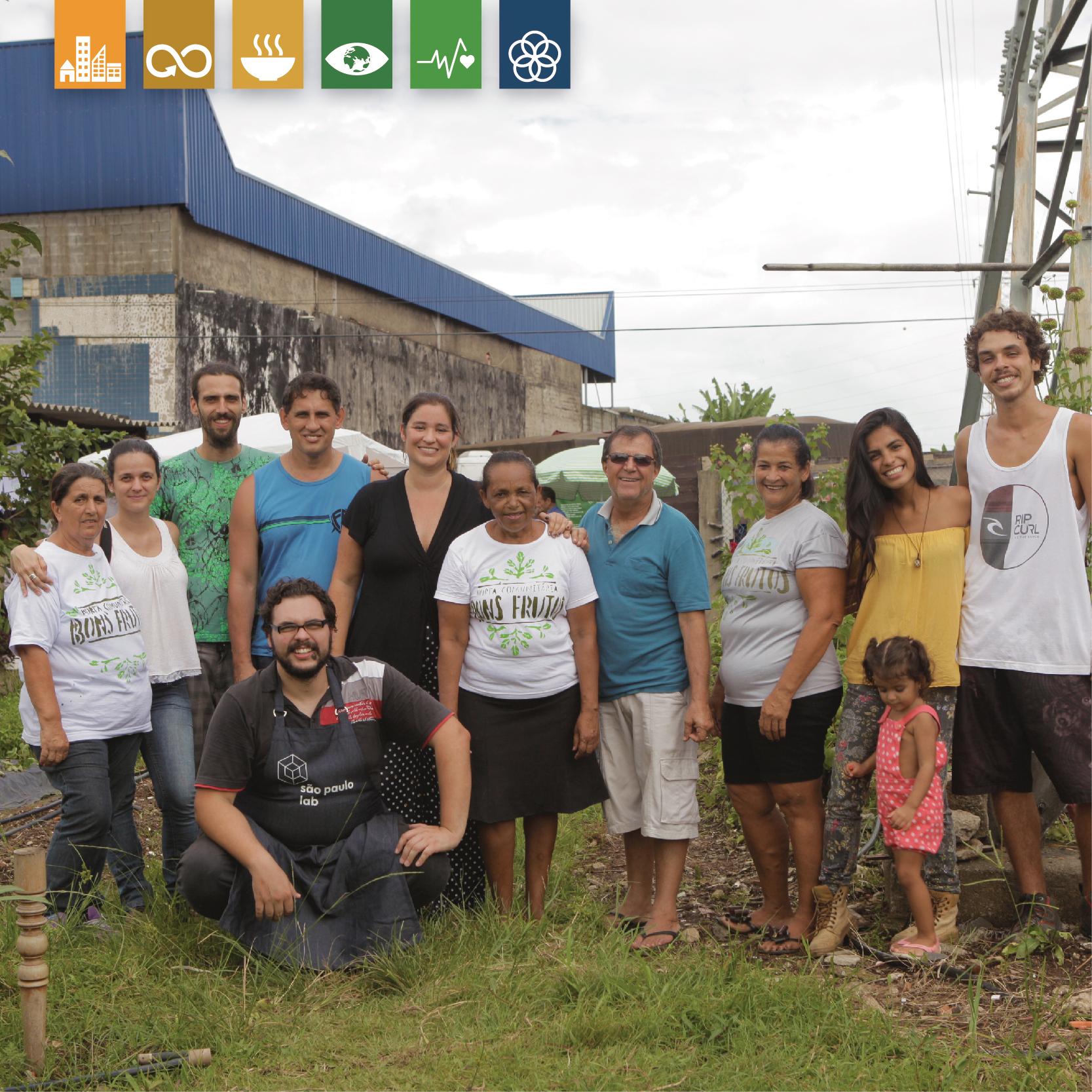 hackathon da horta - Como melhorar a compostagem numa horta comunitária?