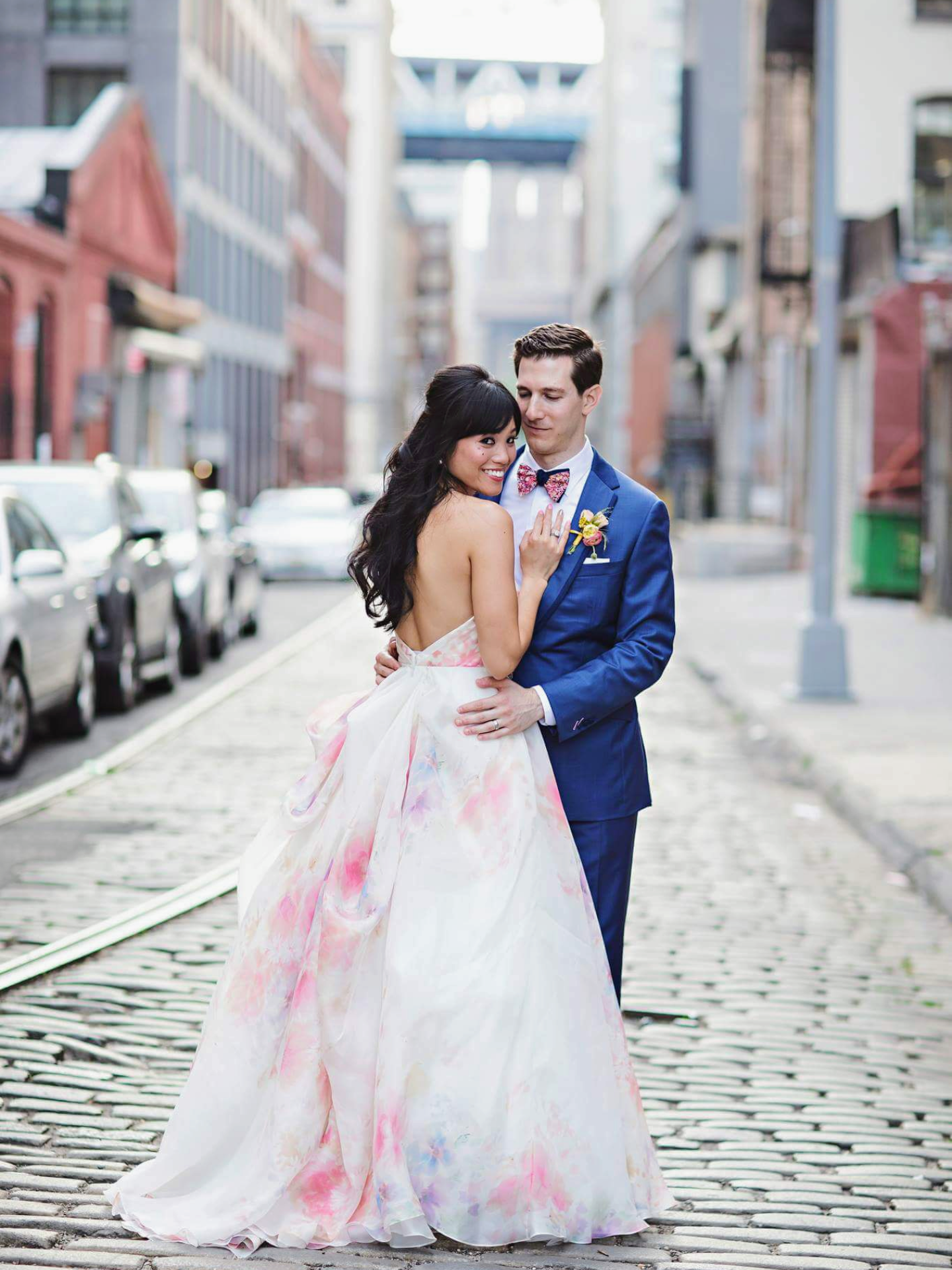Risa & Ross - (New York) - Featured in Martha Stuart Wedding