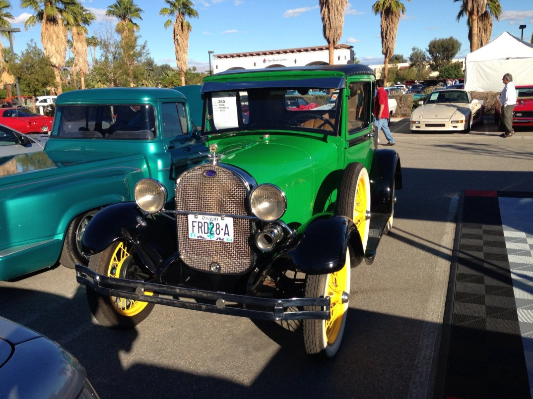 "1928 Ford Model A Coupe<div class=""sold"">SOLD</div>"