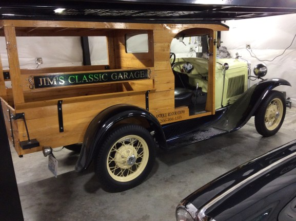"1931 Ford Model A Wagon<div class=""sold"">SOLD</div>"