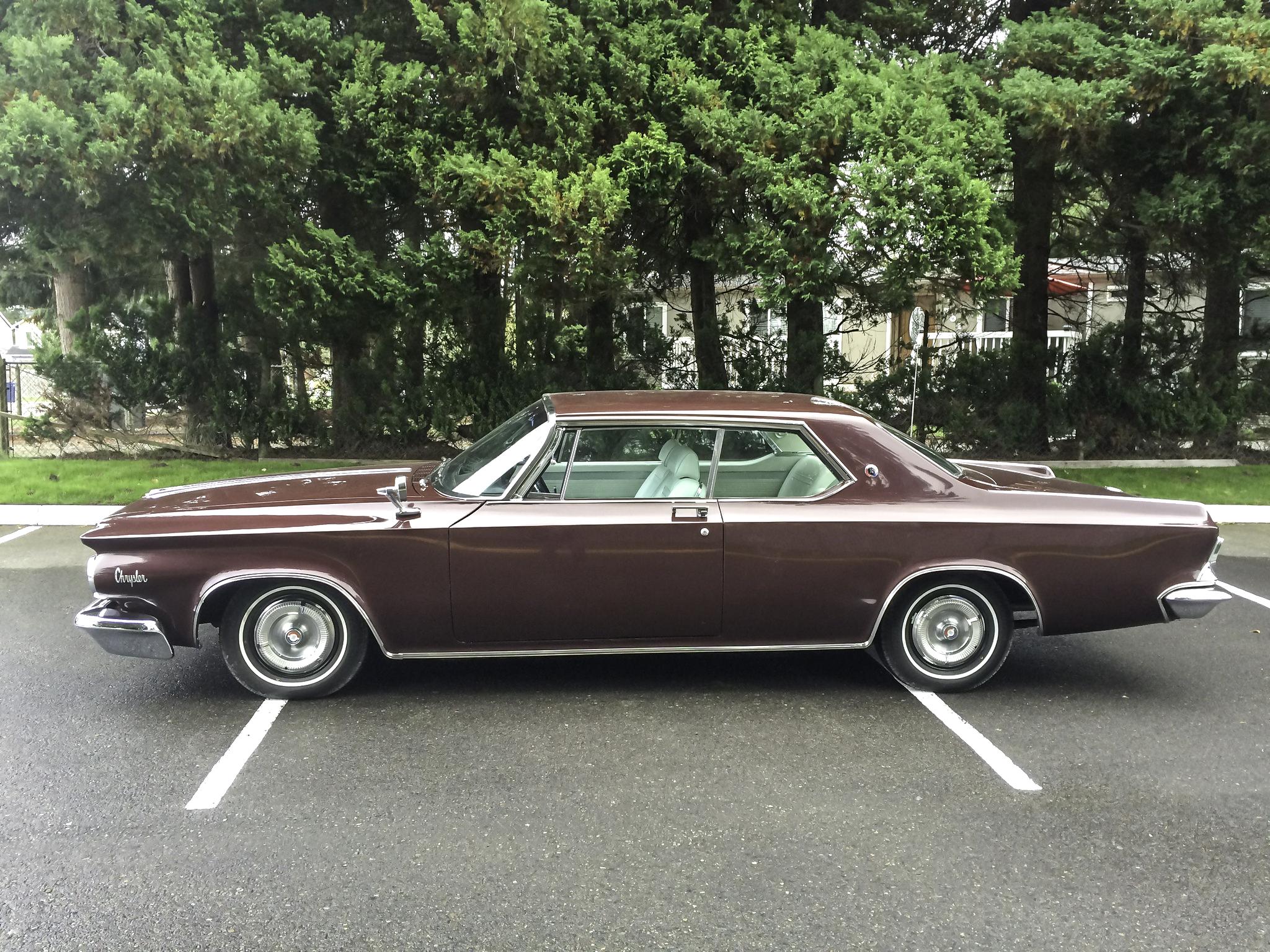 "1964 Chrysler 300K <div class=""sold"">SOLD</div>"