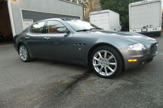 """2005 Maserati Quatro<div class=""""sold"""">SOLD</div>"""
