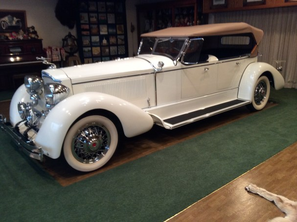 "1930 Packard One Off<div class=""sold"">SOLD</div>"