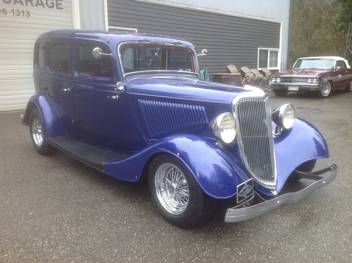 "1934 Ford Sedan <div class=""sold"">SOLD</div>"